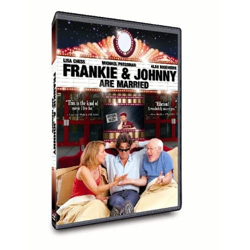 Image 0 of Frankie And Johnny Are Married On DVD With Michael Pressman Comedy