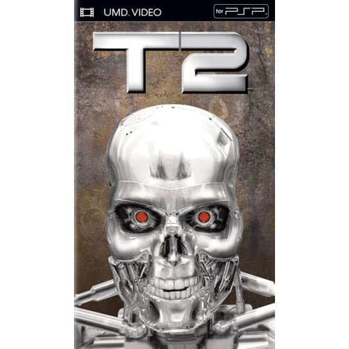 Image 0 of Terminator 2 UMD For PSP