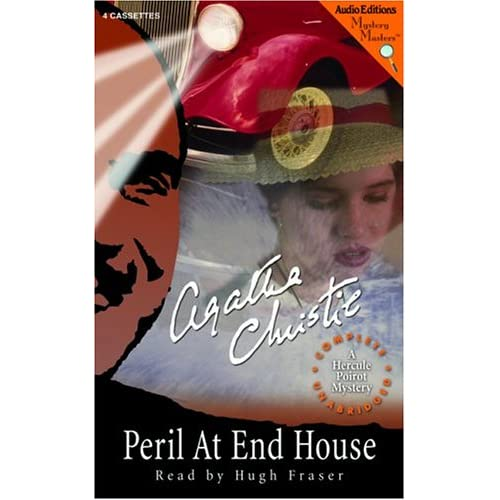 Image 0 of Peril At End House: A Hercule Poirot Mystery Mystery Masters By Agatha Christie