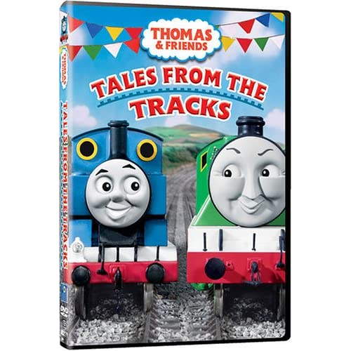 Thomas: Tales From The Tracks With Michael Brandon On DVD