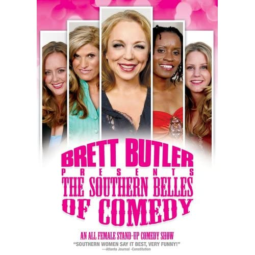 Image 0 of Brett Butler Presents: The Southern Belles Of Comedy On DVD Drama