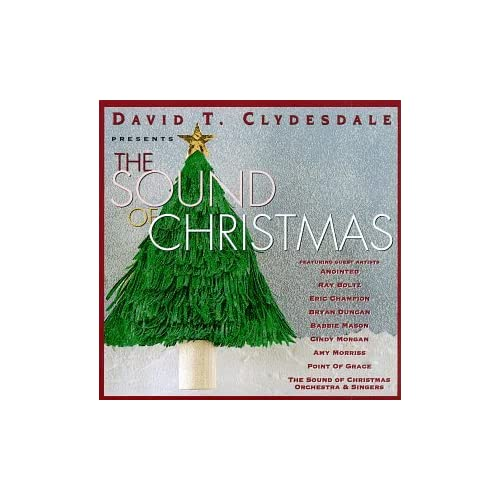 Image 0 of Sound Of Christmas By David T Clydesdale On Audio Cassette