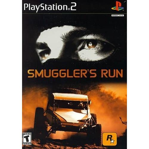 Image 0 of Smuggler's Run For PlayStation 2 PS2 Flight