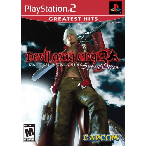 Image 0 of Devil May Cry 3: Dante's Awakening Special For PlayStation 2 PS2 Fighting