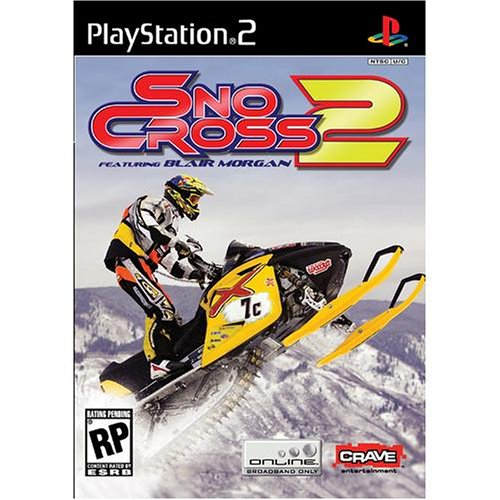 Image 0 of Snocross 2 Featuring Blair Morgan For PlayStation 2 PS2
