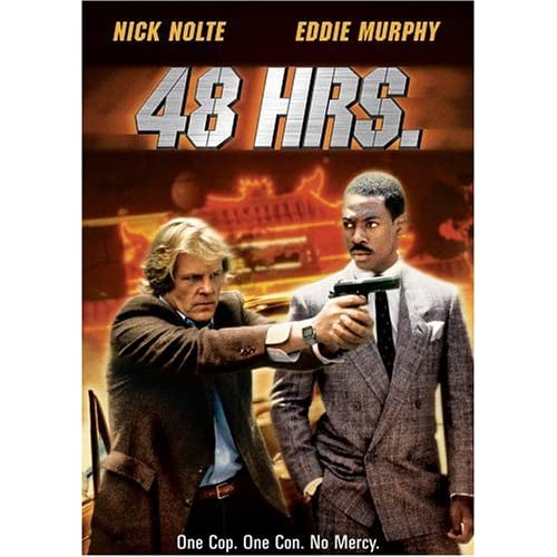 Image 0 of 48 Hrs On DVD with Nick Nolte Comedy