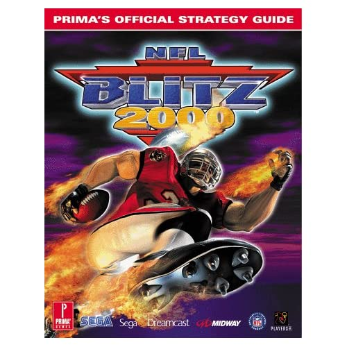 NFL Blitz 2000: Prima's Official Strategy Guide Football