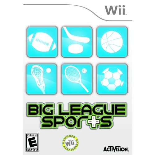 Image 0 of Big League Sports For Wii Baseball