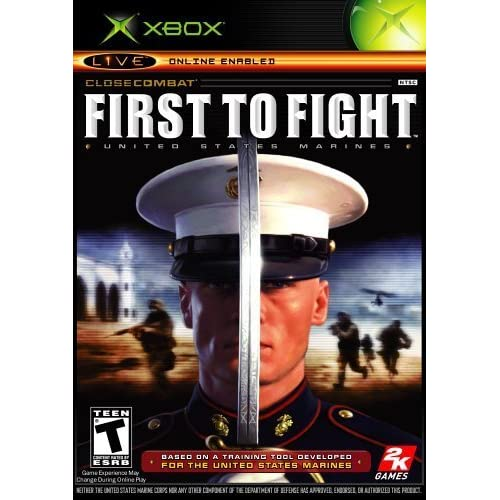 Close Combat: First To Fight Xbox For Xbox Original