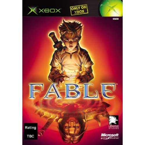 Image 0 of Fable Xbox For Xbox Original RPG