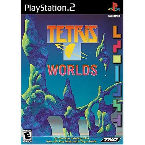 Image 0 of Tetris Worlds For PlayStation 2 PS2