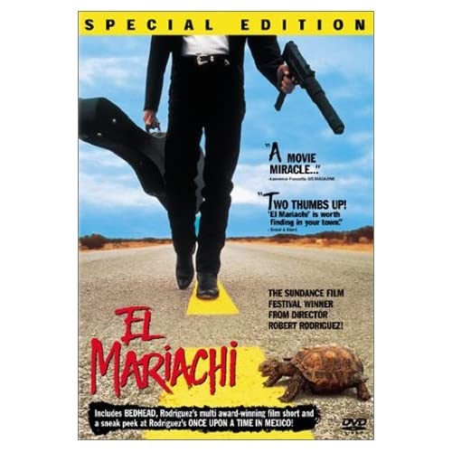 Image 0 of El Mariachi Special Edition On Blu-Ray With Carlos Gallardo