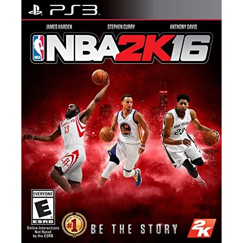 Image 0 of NBA 2K16 For PlayStation 3 PS3 Basketball