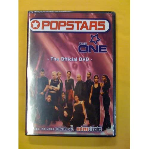 Image 1 of Popstars: The One 2003 Popstars On DVD