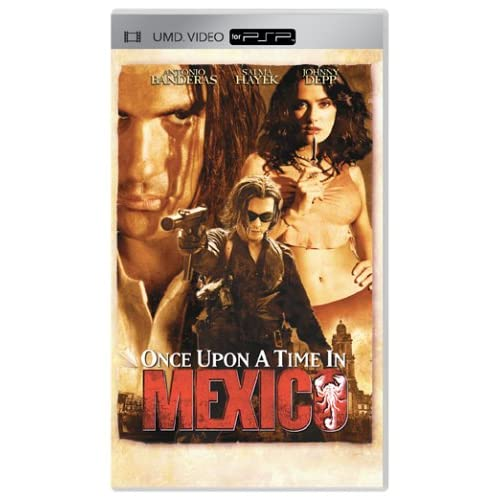 Image 0 of Once Upon A Time In Mexico UMD For PSP