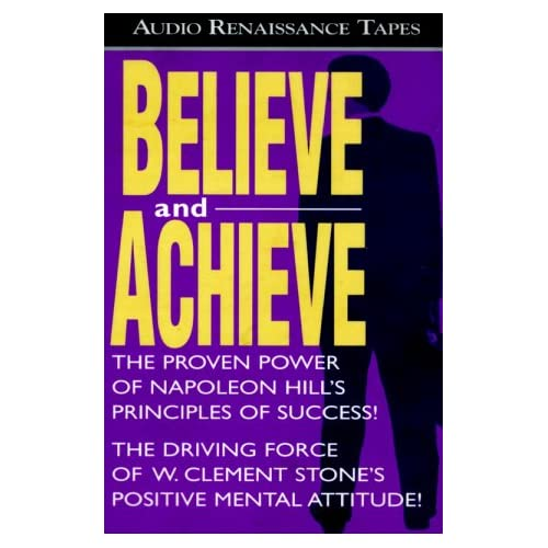 Image 0 of Believe And Achieve Audio Renaissance By Cypert Samuel Ross Stanley Ralph Reader