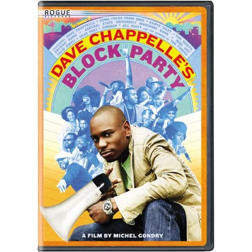 Image 0 of Dave Chappelle's Block Party Full Screen Edition On DVD