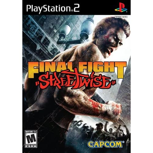 Image 0 of Final Fight: Streetwise For PlayStation 2 PS2