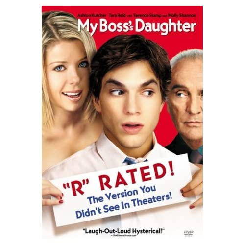 Image 0 of My Boss's Daughter R Rated Edition On DVD With Ashton Kutcher