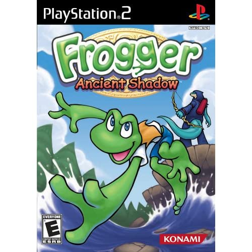 Image 0 of Frogger Ancient Shadow For PlayStation 2 PS2
