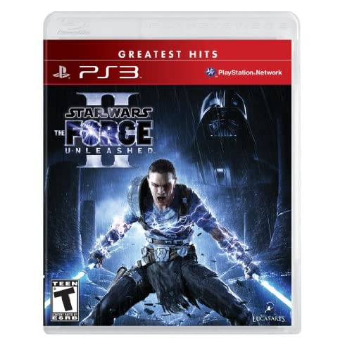 Image 0 of Star Wars: The Force Unleashed II For PlayStation 3 PS3