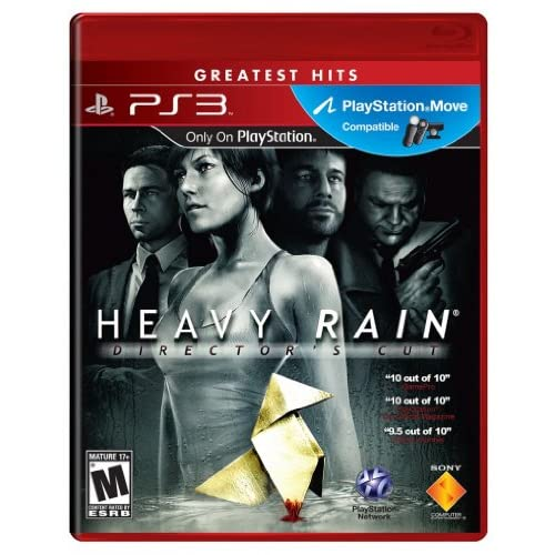 Heavy Rain: Director's Cut PS3 For PlayStation 3
