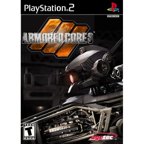 Armored Core III For PlayStation 2 PS2