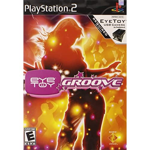 Image 0 of Eye Toy Groove No Camera For PlayStation 2 PS2 Arcade