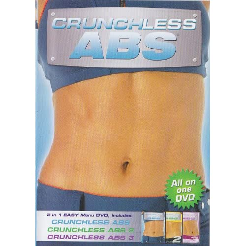 Image 0 of Crunchless Abs On DVD With Linda Larue