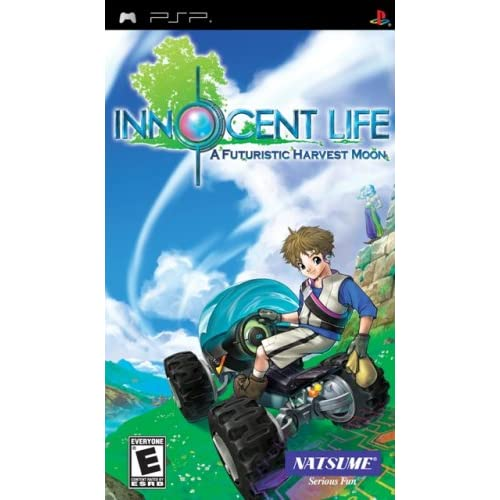 Image 0 of Innocent Life: A Future Harvest Moon Sony For PSP UMD RPG