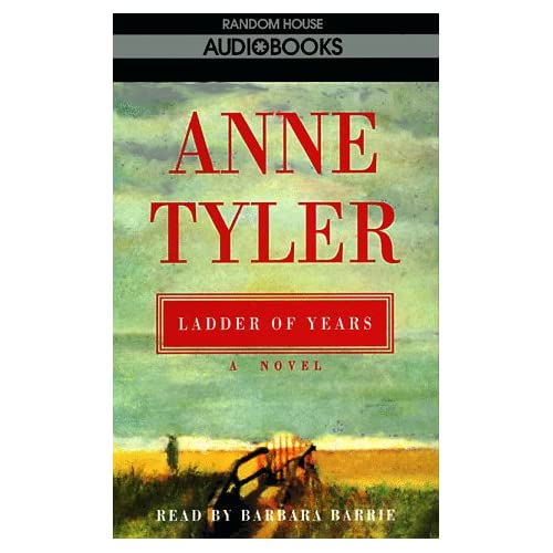 Image 0 of Ladder Of Years By Anne Tyler On Audio Cassette