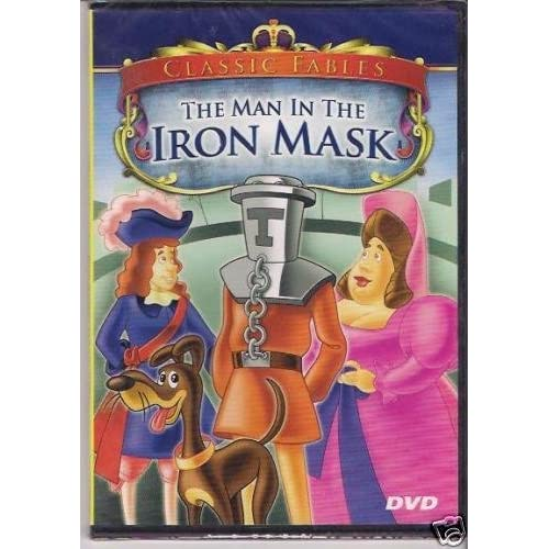 Image 0 of Classic Fables The Man In The Iron Mask On DVD