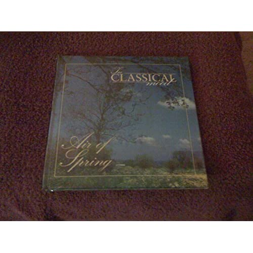In Classical Mood #7: Air Of Spring On Audiobook CD