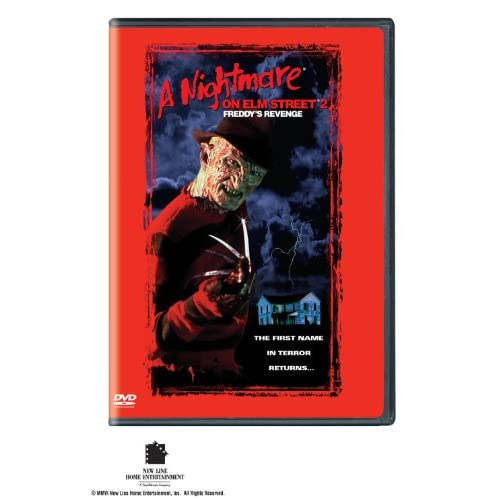 Image 0 of A Nightmare On Elm Street 2 Freddy's Revenge On DVD with Mark Patton Horror