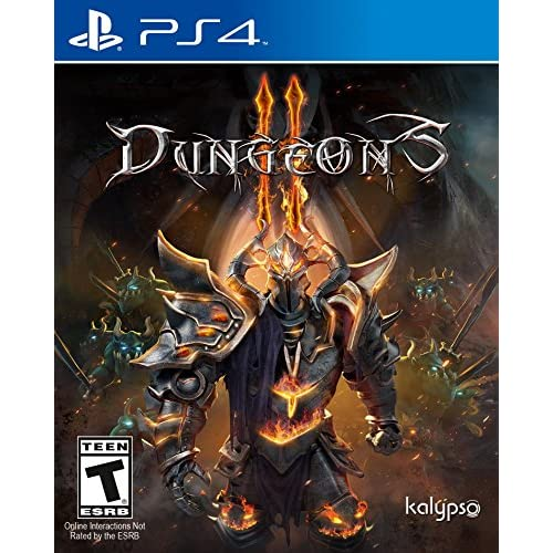 Dungeons 2 For PlayStation 4 PS4