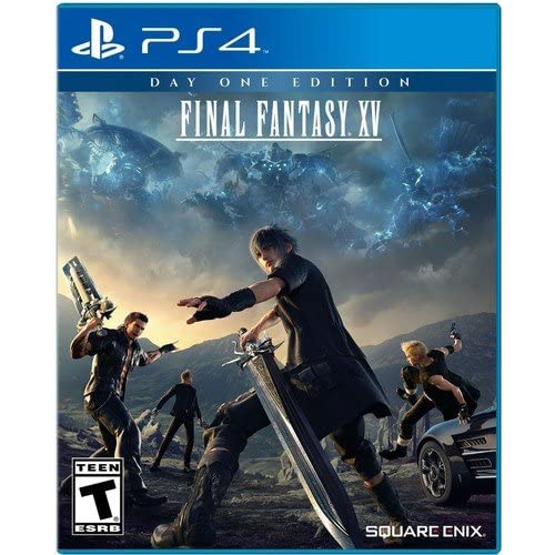 Image 0 of Final Fantasy XV For PlayStation 4 PS4 RPG
