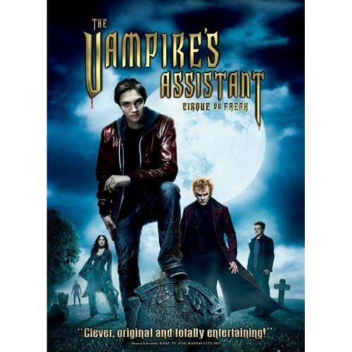 Image 0 of Cirque Du Freak: The Vampire's Assistant On DVD With John C Reilly Horror