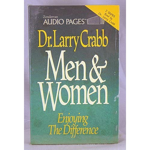 Image 0 of Men And Women: Enjoying The Difference By Lawrence J Crabb On Audio Cassette