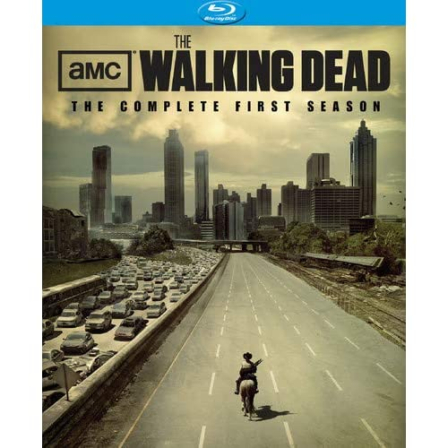 Image 0 of The Walking Dead: Season 1 Blu-Ray On Blu-Ray With Andrew Lincoln Drama