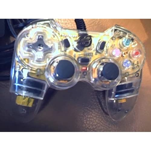 Image 0 of Pelican Chameleon Wired PlayStation Video Game Console System Controller For Pla