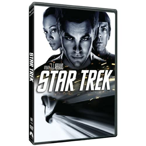 Image 0 of Star Trek Single-Disc Edition On DVD With Chris Pine