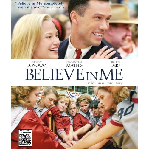 Image 0 of Believe In Me Blu-Ray On Blu-Ray With Jeffrey Donovan