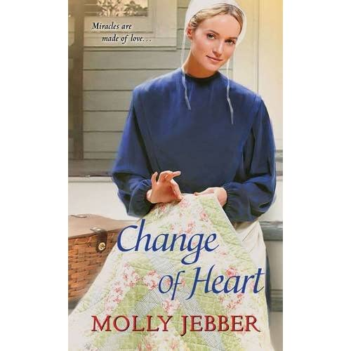 Change Of Heart A Keepsake Pocket Quilt Novel By Molly Jebber Book