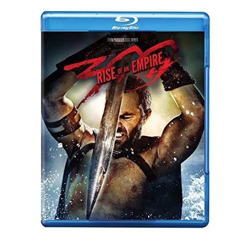 300: Rise Of An Empire Blu-Ray DVD By Warner Home Video On Blu-Ray With Sullivan