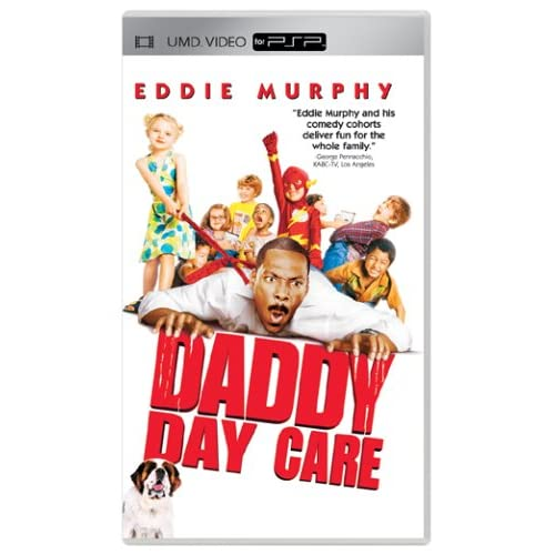Image 0 of Daddy Day Care UMD For PSP