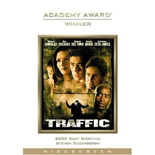 Image 1 of Traffic On DVD With Michael Douglas