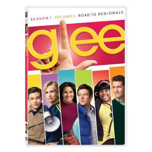 Image 0 of Glee: Season 1 Vol 2 Road To Regionals On DVD With Matthew Morrison