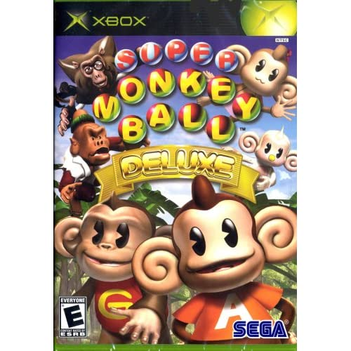 Image 0 of Super Monkey Ball 1Deluxe Xbox For Xbox Original