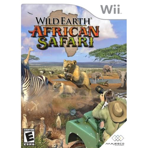 Image 0 of Wild Earth: African Safari For Wii And Wii U