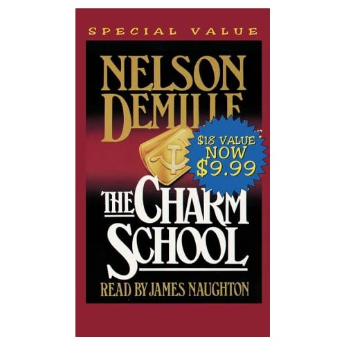 Image 0 of Charm School By Demille Nelson Naughton Jim Reader On Audio Cassette